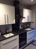 Fitted Kitchen Cabinets & Appliances - Kitchen